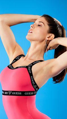 Amanda Cerny, Guess Activewear, celebrity, 720x1280 wallpaper