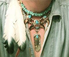 gypsylolita:  Jewelry Inspiration | A+V
