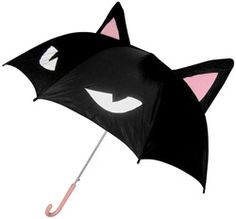 I've wanted this Emily the Strange umbrella for years, but it's no longer available.