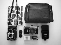 Y tú... ¿Qué llevas en tu bolsa de fotógrafo?