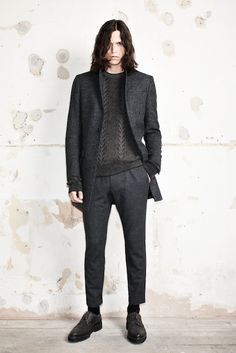 AllSaints Fall/Winter 2013 Lookbook