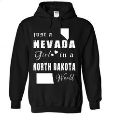 Nevada-ND - #pink shirt #red sweater. MORE INFO => https://www.sunfrog.com/States/Nevada-ND-3106-Black-Hoodie.html?68278