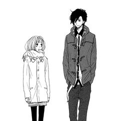 Say 'I love you'; whenever I read the title of this manga my head starts singing that one song of Robin Sparkles from HIMYM.........