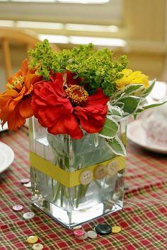 i like the vase idea :)