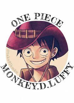 MONKEY.D.LUFFY