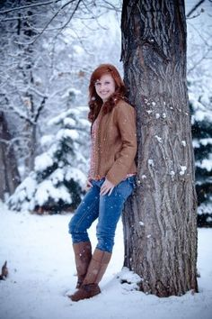 gorgeous even in the snow