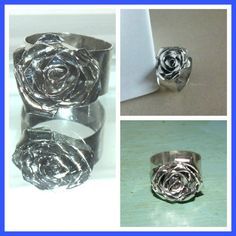 Collage of the Chrysanthum ring