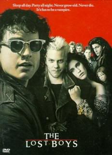 The Lost Boys-if your friends jumped off a bridge...