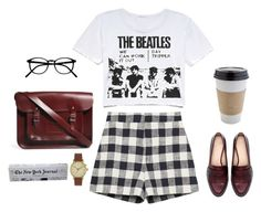 """New York coffee shop"" by samarayared on Polyvore"