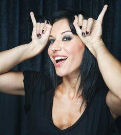 Heavy Rock, Heavy Metal, Most Beautiful Women, Amazing Women, Cristina Scabbia, Symphonic Metal, Gothic Metal, Metal Girl, Metalhead