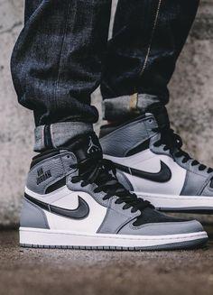 Nike Air Jordan 1 Retro High: Cool Grey