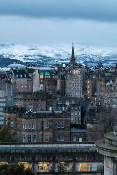 "Edinburgh "" by Sunrise Scotland"""