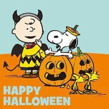 'Happy Halloween' Charlie Brown & Snoopy, ハロウィンのスヌーピー画像、まとめました。 - NAVER まとめ