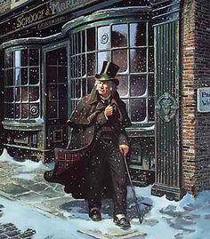 Ebenezer Scrooge    A Christmas Carol