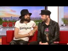 Karma Feeling / Kasabian BBC Breakfast