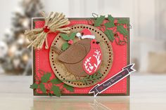 The amazing Christmas Tuck in Special Collection. For more information visit www.tatteredlace.co.uk