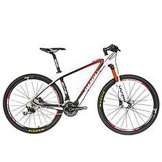 BEIOU® Carbon Fiber 650B Mountain Bike 27.5-Inch 10.7kg T800 Ultralight Frame 30 Speed SHIMANO M610 DEORE MTB Glossy 3K CB20 - http://www.bicyclestoredirect.com/beiou-carbon-fiber-650b-mountain-bike-27-5-inch-10-7kg-t800-ultralight-frame-30-speed-shimano-m610-deore-mtb-glossy-3k-cb20/