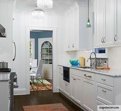 Love this light and bright kitchen? Check out Carpet One's inspiration gallery for more inspiration.