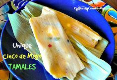 UNIQUE GLUTEN FREE TAMALES WITH GREAT SAUCES! http://www.californiacountrygal.com