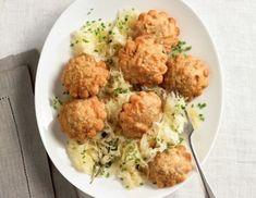 Ravioli, Broccoli, Spinach, Buckwheat, Gravy, Cauliflower, Zucchini, Onion, Seafood