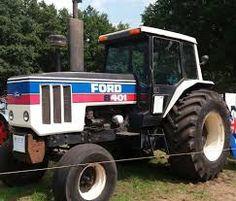 Afbeeldingsresultaat voor ford 8401 tractor
