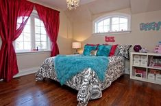 tween room - contemporary - kids - toronto - by Somers & Company Interiors, Gillian Somers