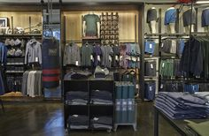 lululemon opened its first ever men's only store in the heart of New York City's SoHo shopping district.