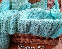 Crochet Baby Blanket Pattern – Arielle's Square – Easy Granny Square – Pattern by Deborah O'Leary Patterns – Crochet 2020 Modern Crochet Blanket, Baby Girl Crochet Blanket, Chevron Baby Blankets, Baby Girl Blankets, Crochet Baby, Pattern Baby, Crochet Cat Pattern, Crochet Blanket Patterns, Earth Colour Palette