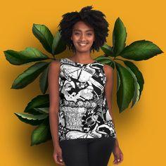New Fifikoussout Alcinous shirt! Click! #fifikoussout #greek #top #redbubble #print #pattern