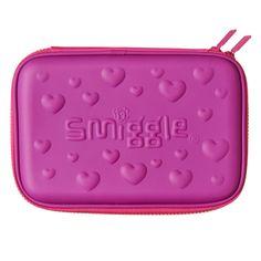 Bubble Hardtop Hearts Pencil Case | Smiggle