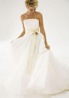 wedding dress by kaitlin