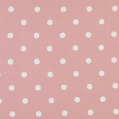 We love this silk twill from Marc Jacobs, largely because this pale terra cotta color is so flattering. Polka dots in cream. Sew this up into tailored blouses, dresses and more. Also makes a great lining fabric for accessories like tote bags and handbags.