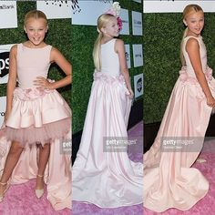JoJo on the carpet at The LadyLike Foundation 8th Annual Women of Excellence Scholarship Luncheon in LA last night • #dancemoms1 #dancemoms #spoilers #dmos_siwa