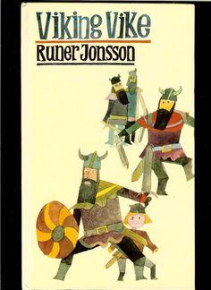 Runer Jonsson: Viking Vike, ilustrácie Miroslav Cipár, 1969 Vikings, Painting, The Vikings, Painting Art, Paintings, Painted Canvas, Drawings, Viking Warrior