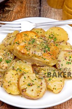 Feb 2017 - Grainy dijon mustard adds great flavor to this simple pork chop and potatoes slow cooker meal. Slow Cooker Pork, Slow Cooker Recipes, Crockpot Recipes, Cooking Recipes, Baker Recipes, Crockpot Dishes, Pork Dishes, Slow Cooking, Center Cut Pork Chops