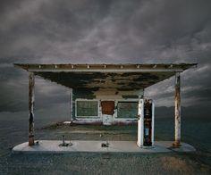 Abandoned Gas Station, Niland CA – Edition 3 of 9, Ed Freeman