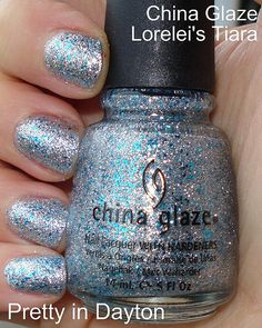 One of my favorite polishes of 2011, Lorelei's Tiara. Click through to see more.