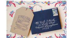 手作りウエディングタグの作り方  | Weddingcard.jp