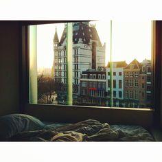 Good morning Rotterdam! #SweetDream by @roselindealexandra