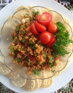 Cooking With Cousins: Kisir
