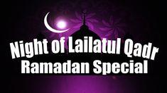 Night of Lailatul qadr, Ramadan Special, (Day come the goodnes, abdul karim Ramadan, Special Day, Neon Signs, 10 Days, Night, Islam, Poster, Decor, Decoration