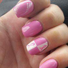 #nails #breastcancer