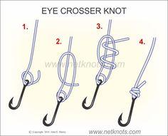 Eye Crosser Knot