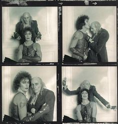 Tim Curry as Dr. Frank-N-Furter Richard O'Brien as Riff Raf