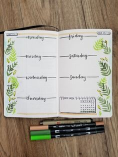 Easy Bullet Journal, How to Make a Creative Way to Realize Organized Life – s. saile Easy Bullet Journal, How to Make a Creative Way to Realize Organized Life – Save Images Easy Bullet Journal, How Bullet Journal School, Bullet Journal Comment, Bullet Journal Aesthetic, Bullet Journal Notebook, Bullet Journal Spread, Bullet Journal Inspo, Bullet Journal Layout, Autumn Bullet Journal, March Bullet Journal
