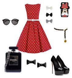 """Lucille"" by barb-seitz-ritchings on Polyvore featuring Chanel, Yves Saint Laurent, Accessorize, Forever 21 and Marc by Marc Jacobs"