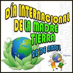 Día internacional de la #madreTierra