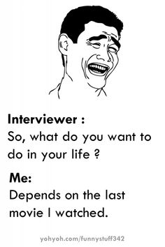 This is the best answer given to an interviewer