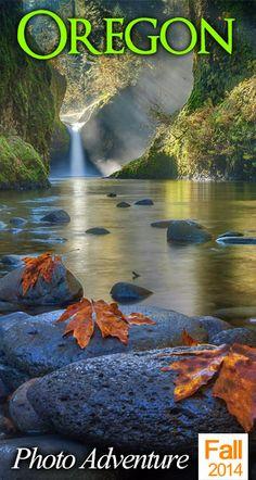 Photo Workshops in Oregon