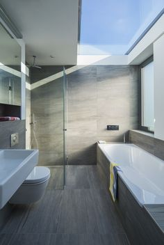 House in West London | Neil Dusheiko Architects; Photo: Charles Hosea and Agnese Sanvito | Archinect